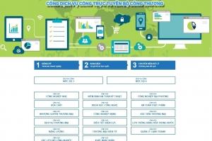 Bộ Công Thương: Đăng ký hợp đồng qua dịch vụ công trực tuyến tăng 76%