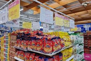 Nguy cơ đứt gãy nguồn cung nui, mì… vì thiếu nguyên liệu sản xuất