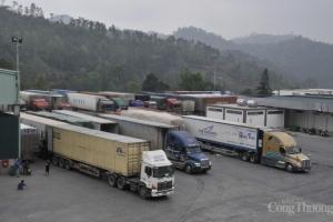 """Không để """"tắc đường"""" xuất khẩu nông sản sang Trung Quốc"""