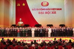 Hướng dẫn tuyên truyền đại hội đảng bộ các cấp và Đại hội XIII của Đảng