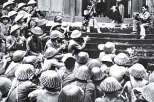 Phát huy sức mạnh tinh thần yêu nước Việt Nam theo tư tưởng Hồ Chí Minh