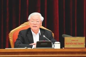 Bài viết của Tổng Bí thư lưu ý về công tác nhân sự Đại hội XIII của Đảng