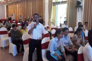 Thực trạng, giải pháp về trách nhiệm của doanh nghiệp đối với công tác bảo vệ quyền lợi người tiêu dùng trên địa bàn tỉnh Bến Tre