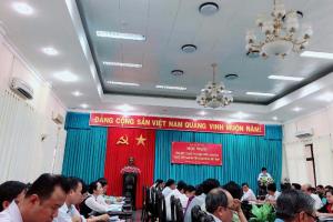 """Kết quả lãnh đạo triển khai thực hiện Đề án phát triển thị trường trong nước gắn với Cuộc vận động """"Người Việt Nam ưu tiên dùng hàng Việt Nam"""" giai đoạn 2014 - 2020"""