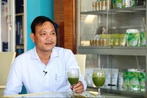 Sa Sâm Việt – ý tưởng từ sự bình dị của quê hương