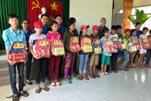 Chi đoàn Sở Công Thương phối hợp tổ chức hoạt động về nguồn năm 2019