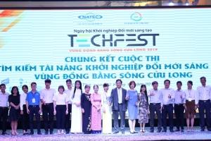 Kết nối startup vùng Đồng bằng sông Cửu Long với hệ sinh thái khởi nghiệp sáng tạo quốc gia.