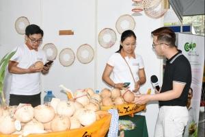 Ngành dừa tiếp tục phát triển