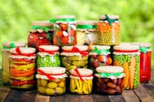 Tìm doanh nghiệp xuất khẩu rau quả đóng hộp