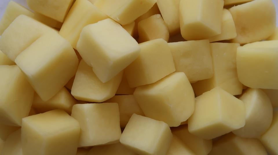 Doanh nghiệp Đài Loan có nhu cầu mua khoai tây cắt lát